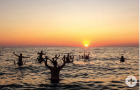 FöFe-Griechenland-Camp_Meer